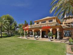 西班牙马贝拉7卧7卫的房产