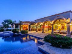 居外网在售墨西哥4卧5卫的房产总占地464平方米USD 1,850,000