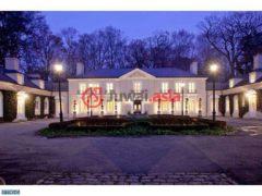 美国房产房价_宾夕法尼亚州房产房价_Bryn Mawr房产房价_居外网在售美国Bryn Mawr7卧的房产USD 4,999,000