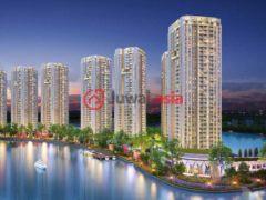 居外网在售越南3卧2卫的新建房产总占地95平方米