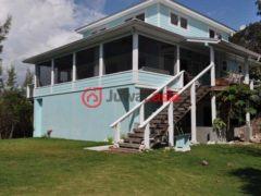 居外网在售巴哈马Green Turtle Cay3卧2卫的房产总占地1578平方米USD 535,000