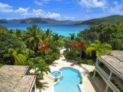 居外网在售美属维京群岛St. John3卧3卫的房产总占地4452平方米USD 14,250,000