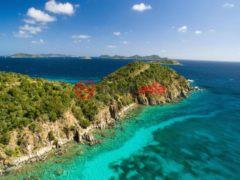 居外网在售美属维京群岛St. John的房产总占地70456平方米USD 3,750,000