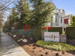 居外网在售美国柯克兰2卧2卫的房产总占地128平方米USD 699,000