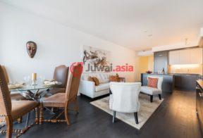 居外网在售加拿大2卧2卫新房的房产总占地96平方米CAD 1,008,880
