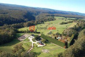 居外网在售澳大利亚Wildes Meadow总占地303514平方米的乡郊地产