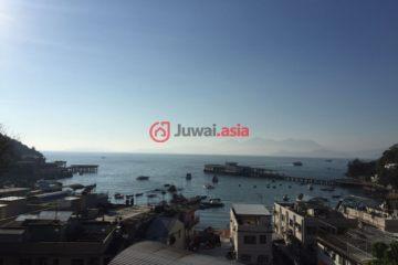 居外网在售中国香港3卧2卫新房的房产总占地219平方米HKD 22,000,000