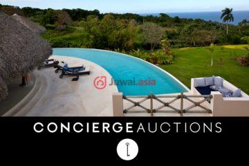 居外网在售多明尼加Cabrera5卧5卫的房产总占地641平方米