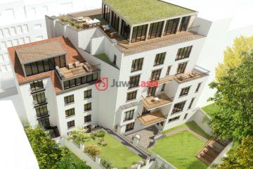 居外网在售比利时9卧8卫历史建筑改造的房产总占地24平方米EUR 3,800,000