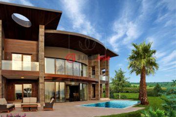 土耳其Büyükçekmece5卧3卫新房的房产
