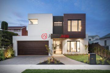 居外网在售澳大利亚5卧3卫特别设计建筑的房产总占地517平方米