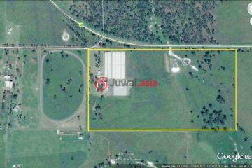 居外网在售澳大利亚HarrisvilleUSD 2,200,000总占地340000平方米的乡郊地产