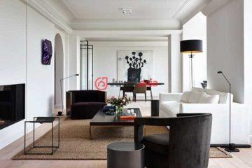 居外网在售比利时4卧3卫的房产总占地330平方米EUR 2,200,888