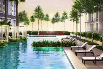 马来西亚吉隆坡4卧4卫新房的房产