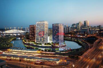 居外网在售英国新开发的新建房产总占地48563平方米