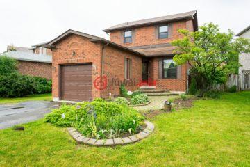 居外网在售加拿大Georgetown3卧1卫的房产总占地602平方米CAD 699,900