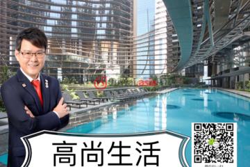 中星加坡房产房价_新加坡房产房价_居外网在售新加坡2卧2卫特别设计建筑的房产总占地94平方米SGD 2,500,000