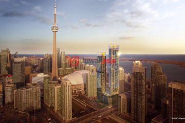 加拿大房产房价_安大略省房产房价_多伦多房产房价_居外网在售加拿大多伦多1卧1卫新开发的房产总占地54平方米CAD 500,000