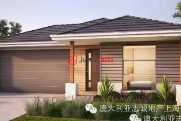 居外网在售澳大利亚4卧2卫新房的房产总占地325平方米AUD 568,000