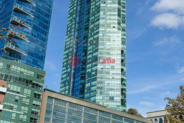 居外网在售美国泽西城1卧2卫的房产总占地90平方米USD 979,000