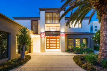 居外网在售澳大利亚4卧3卫特别设计建筑的房产总占地822平方米AUD 3,850,000