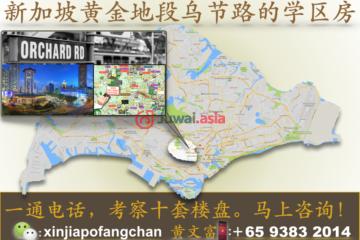 中星加坡房产房价_新加坡房产房价_居外网在售新加坡3卧2卫最近整修过的房产总占地12168平方米SGD 4,218,520