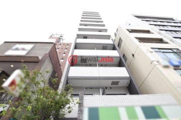居外网在售日本1卧1卫的房产总占地30平方米JPY 28,800,000