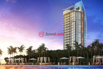 泰国曼谷2卧1卫新开发的房产