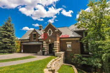 居外网在售加拿大Westmount5卧4卫的房产总占地856平方米CAD 5,800,000