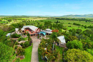 居外网在售澳大利亚布里斯班7卧11卫的房产总占地161874平方米