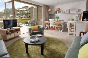 居外网在售法国3卧2卫新开发的房产总占地90平方米EUR 360,750