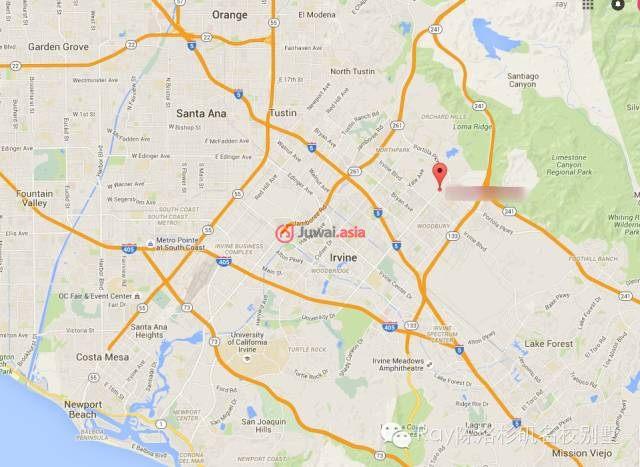 美国加州尔湾2卧2卫新开发的房产usd图片