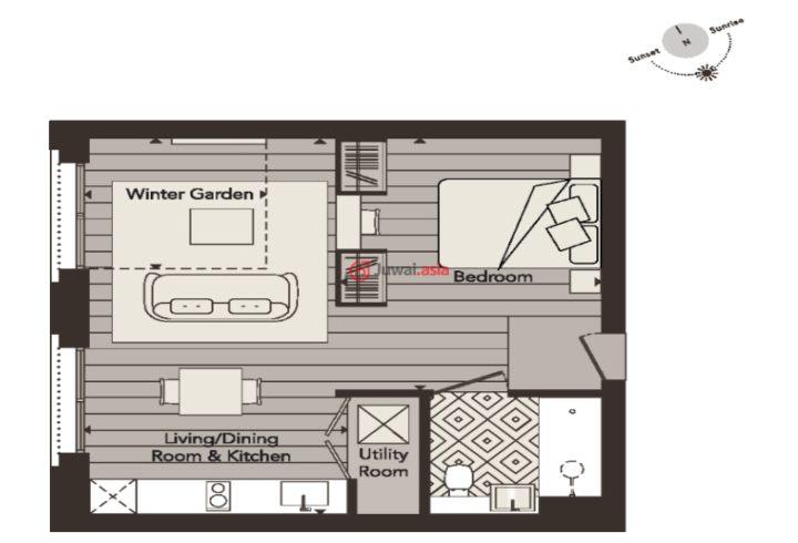 项目地址:伦敦沃克斯霍尔区,邮编:SW8(英文地址:Keybridge - Vauxhall, London SW8) 超过70%的公寓房源已售出 历史遗产达到新的高度 这个名为Keybridge的开发项目由屡获殊荣的开发商Mount Anvil公司与FABRICA by A2Dominion公司合资开发,由这两家公司在伦敦合资开发的项目取得了一系列成功的记录。 本项目一切齐全,项目房源既适合自住,也适合投资。这个独一无二的开发项目将建成包含八个楼层的凯布里奇住宅(Keybridge H