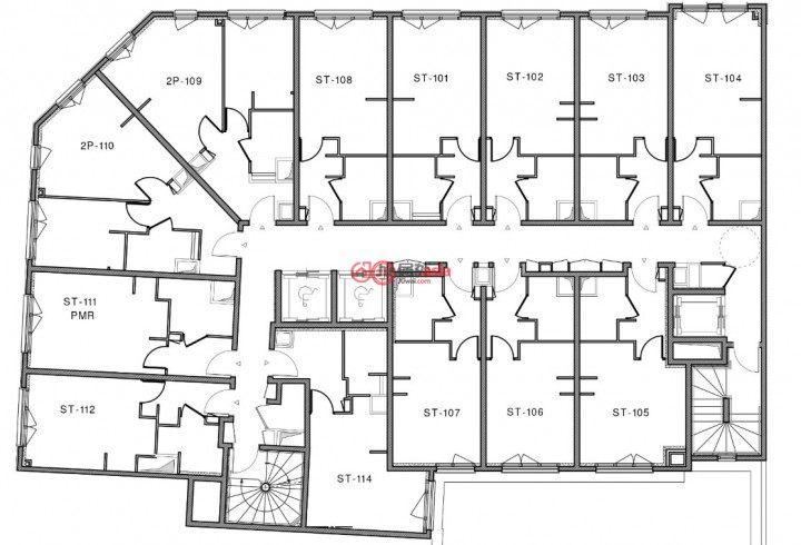 法国法兰西岛叙雷讷的商业地产,4 Rue SALOMON DE ROTHSCHILD,编号37390852