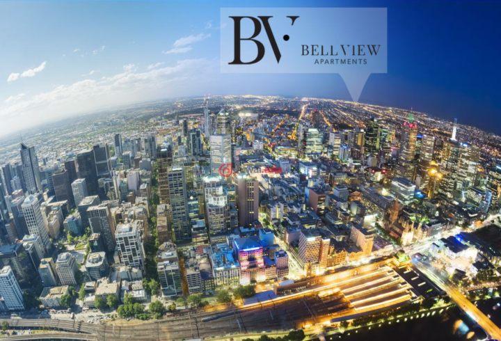 澳大利亚维多利亚州墨尔本的新建房产,367 Bell St,编号26136807