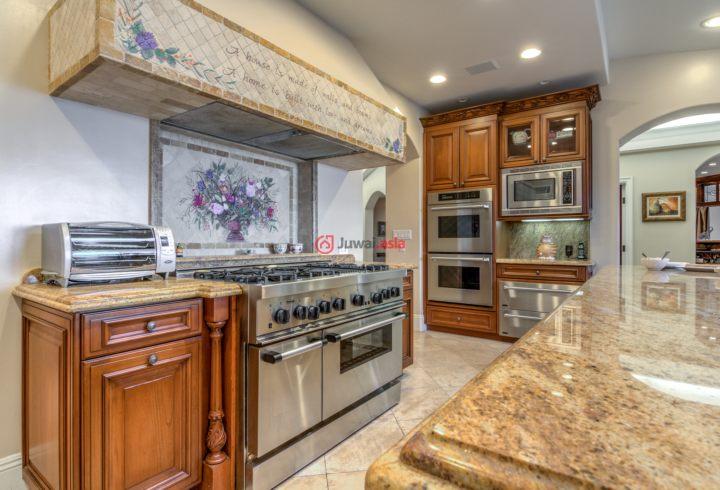 美国加州罗灵丘陵8卧9卫的房产