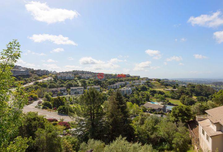 美国加州伯克利5卧3卫的房产