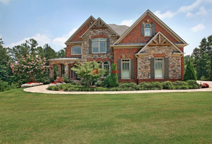 美国佐治亚州达拉斯的新建房产,432 Seven Hills Blvd,编号37859261