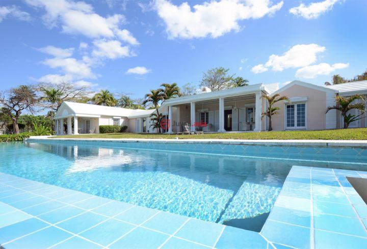巴哈马新普罗维登斯天堂岛的房产,Old Fort Bay,编号35890398