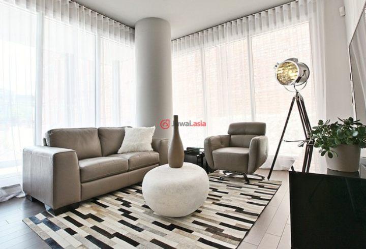 加拿大魁北克蒙特利尔的新建房产,1239 Drummond, Drummond Phase 2,编号34659642