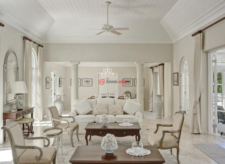 巴巴多斯圣杰姆斯的房产,Sandy Lane Estate,编号26117086