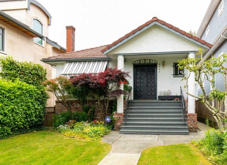 加拿大不列颠哥伦比亚省温哥华4卧的房产价格行情新乡别墅图片