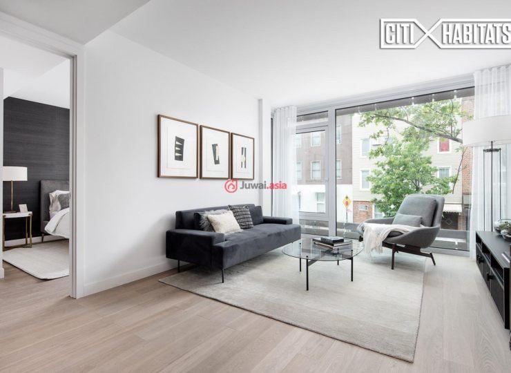 美国纽约州的新建房产,632 Lorimer Street,编号31583208