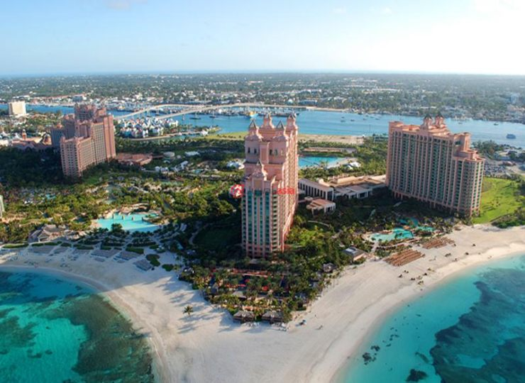 巴哈马天堂岛1卧1卫的房产