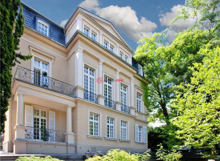 德国黑森州威斯巴登11卧9卫的房产