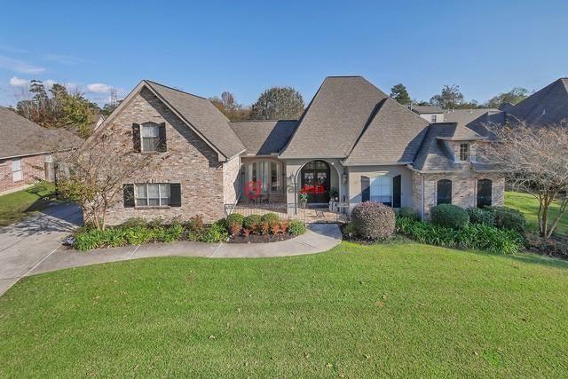 美国路易斯安那州卡温顿4卧3卫的房产