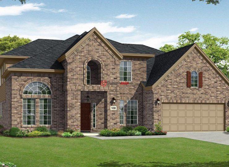 美国德克萨斯州赛普拉斯的房产,18718 Luby Creek,编号28241418