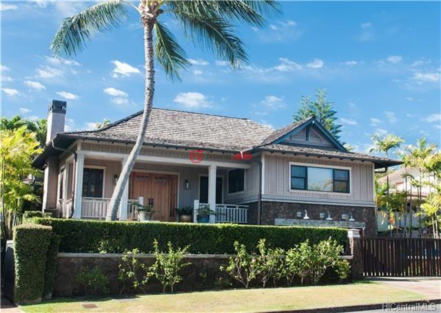 美國夏威夷檀香山4臥的房產